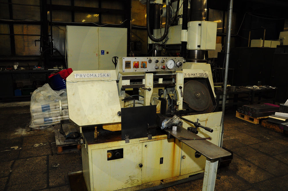 Band-saw PRVOMAJSKA SELECT-O-MAT-320-S